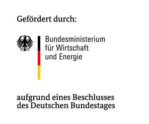Logo Bundesministerium für Wirtschaft und Energie