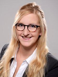 Porträtfoto Ann-Catrin Müller